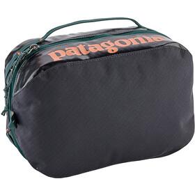 Patagonia Black Hole Cube Toiletry Bag Medium Smolder Blue